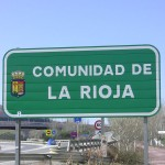 Entering the Rioja district